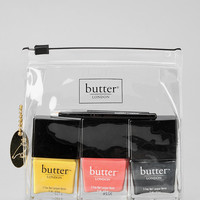 butter LONDON Punk Rock Plaid Nail Kit - Urban Outfitters