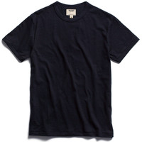 Crew T-Shirt in Japanese Indigo