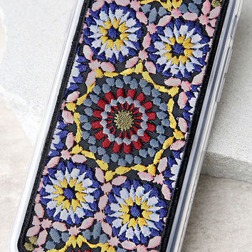 Zero Gravity Casbah Multi Embroidered iPhone 7 Case