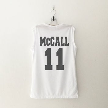 Scott Mccall teen wolf T-Shirt womens girls teens unisex grunge tumblr instagram blogger punk dope swag hype hipster gifts merch