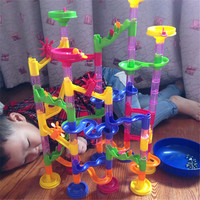 2016 Colorful Pipeline Type Puzzles Maze Learning Education Toys For Kids Domino IQ Trainer Game For Children