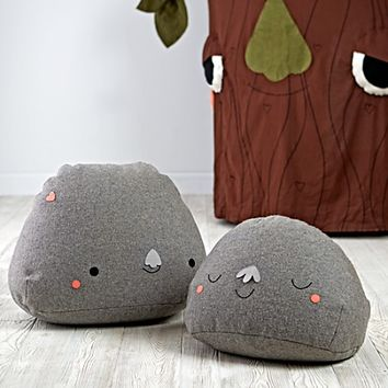 Boulder Buddy Pouf | The Land of Nod