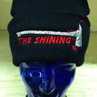 The Shining beanie 70's retro horror