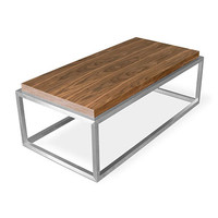Drake Rectangle Coffee Table by Gus* Modern | Gus* Modern Furniture | EuroFurniture - European Furniture Importers