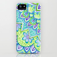 Sharpie Doodle 2 iPhone & iPod Case by Kayla Gordon