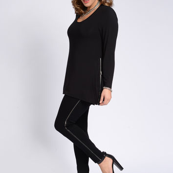 Lysse Full Zip Legging