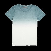 Dip Dye Grey T-shirt by Blood Brother