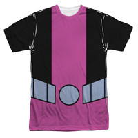 Beast Boy Costume Teen Titans Go! Sublimated Mens T-Shirt