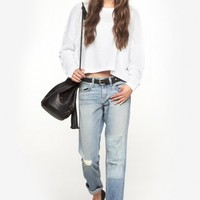 Rag & Bone Boyfriend Jean in Beachcomber | The Dreslyn