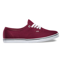 Authentic Lo Pro | Shop Womens Shoes at Vans