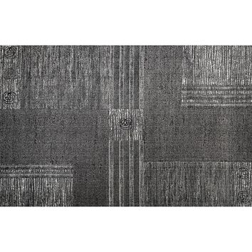 Quicksilver Pathways Abstract Rug Runner - 2' x 7'3''