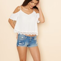 Off Shoulder Cami