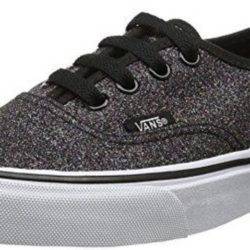 c463e79ea4e1ee Vans Authentic Glitter Womens Trainers