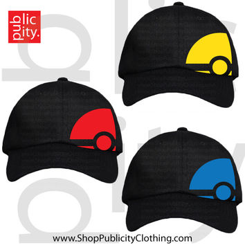 Pokemon Go Trainer Cap