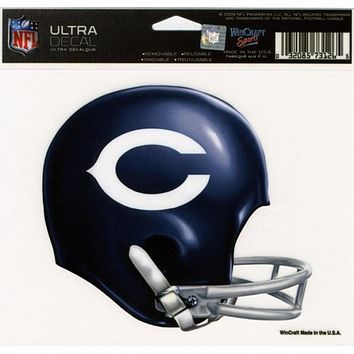 Chicago Bears - Helmet Decal
