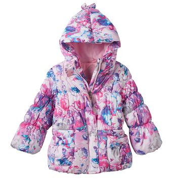 ZeroXposur Christine Puffer Jacket - Toddler Girl, Size: