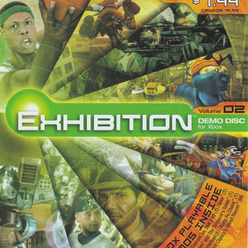 Xbox Exhibition Demo Disc Vol. 2 - Xbox (Very Good)