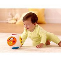 Vtech - Move and Crawl Electronic Activity Ball