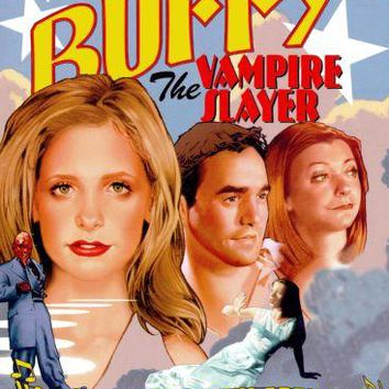 Buffy The Musical Poster 24inch x 36inch