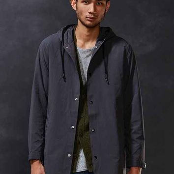CPO Hooded Long Parka Jacket