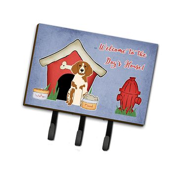Dog House Collection Brittany Spaniel Leash or Key Holder