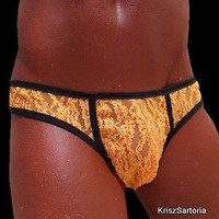 Men Boxer brief Underwear made to order - MATIAS -  Custom colors, fabrics and size - Made to measure