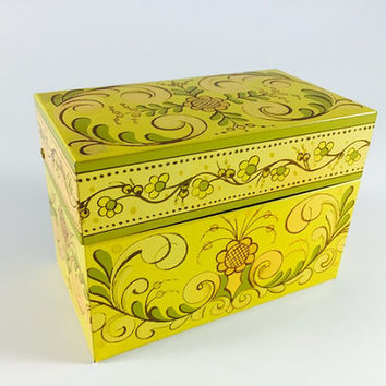 Decorative Recipe Box Endearing Best Decorative Recipe Cards Products On Wanelo Review