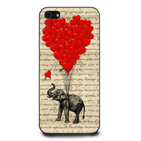 Elephant and heart iPhone 5 | 5s Case