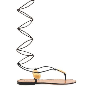 Sea Element lace-up sandals | Valentino | MATCHESFASHION.COM US