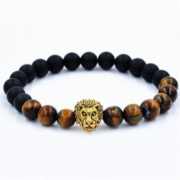 The King Lion Bracelet