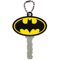 Stupid.com: Batman Logo Key Holder Cap