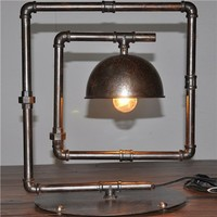 Noir Metal 350 Table Lamp