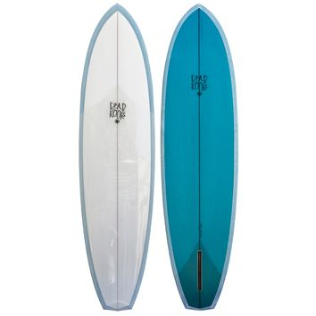 "Dead Kooks Speed Hull 7'1"" Surfboard"