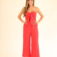 CALIFORNIA HERE I COME JUMPSUIT