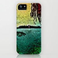 :: Lake View :: iPhone & iPod Case by GaleStorm Artworks