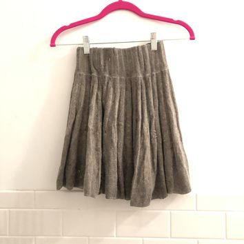 Brandy Melville Sweater Skirt