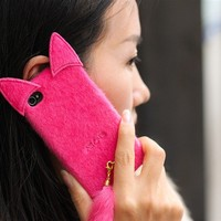 2013 new model cute iphone 5 cover ,iphone 5 case ,roseo