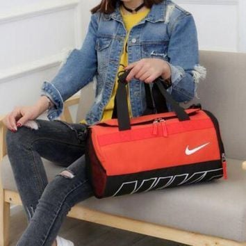 PEAP NIKE Fashion Sport Gym Travel Bag Handbag Tote Satchel Crossbody