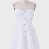In The Meadow Eyelet Dress