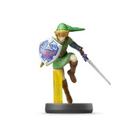 amiibo : LINK (Super Smash Bros.)