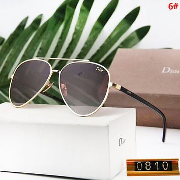 DIOR New Fashion Polarized Men Sunscreen Travel Glasses Eyeglasses 6#