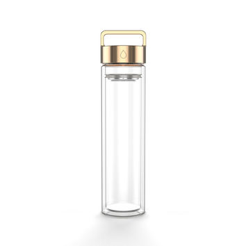 Rose Gold Drop Bottle 500ML [PRE-ORDER]