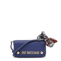 Love Moschino Blue Crossbody Bag