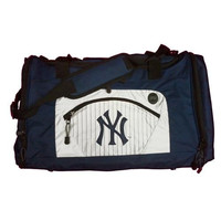 New York Yankees MLB Roadblock Duffle Bag