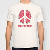 Peace of Mind T-shirt by SlyApparel