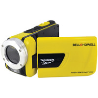 Bell+howell 16.0 Megapixel 1080p Splashhd Waterproof Digital Video Camera