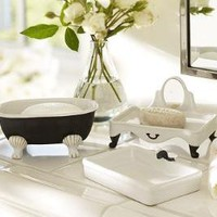 Bathroom Soap Dishes | Pottery Barn