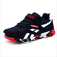 High Quality 2017 Spring Child Shoes Boys Girls Shoes For Kids Sports Shoes Brand Casual Shoes Breathable Children Sneakers