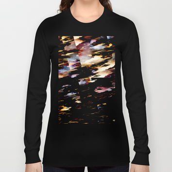 Combateur II Long Sleeve T-shirt by HappyMelvin Graphicus