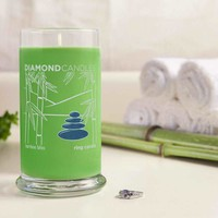 Bamboo Bliss Ring Candle